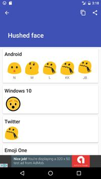 Emoji Dictionary (Unreleased) apk screenshot