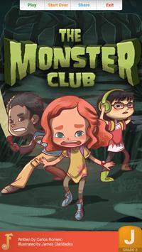 Monster Club poster