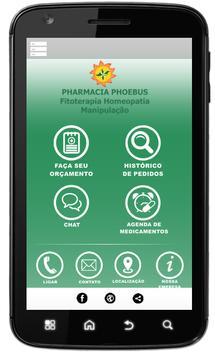 Pharmacia Phoebus poster