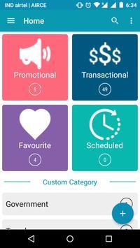 InTxtr - A Better SMS Inbox apk screenshot