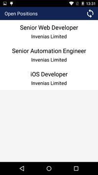 Invenias Candidate apk screenshot