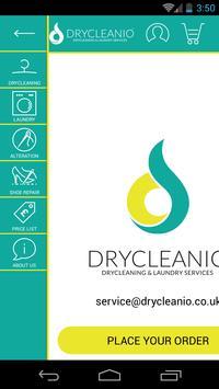 Drycleanio App apk screenshot