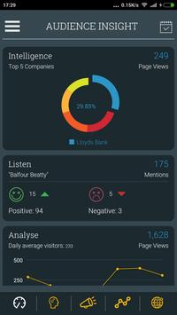 Audience Insight App poster