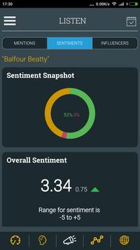Audience Insight App apk screenshot