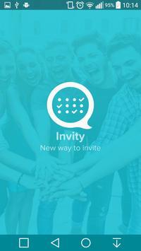 Invity poster
