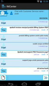 IMCenter apk screenshot