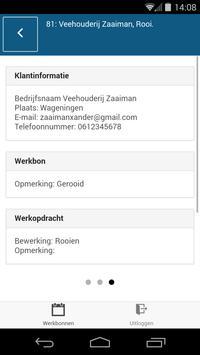 Perceeldoorgeven.nl apk screenshot