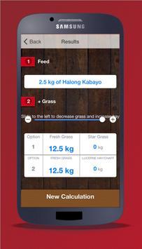 Kabayo Horse Feed Calculator apk screenshot