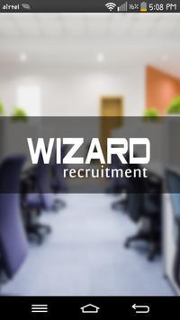 Wizard Recruitment poster