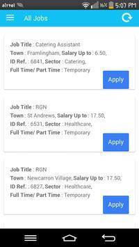 Wizard Recruitment apk screenshot