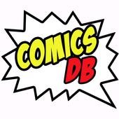 Comics DB icon
