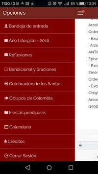 Ordo Colombiano apk screenshot