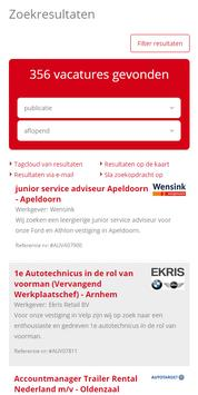 Automotive Vacaturebank apk screenshot