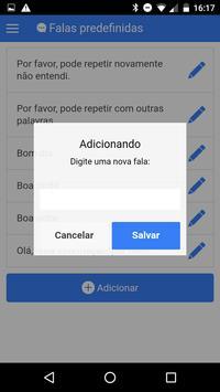 Assistive Messenger apk screenshot