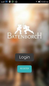 Batenborch Job Search poster