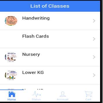 UpToSchoolWorksheets for Kids (Unreleased) apk screenshot