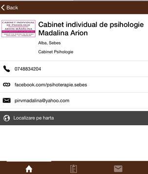 Cabinet Psihologie apk screenshot