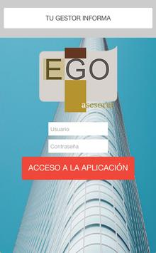 EGO Asesores poster