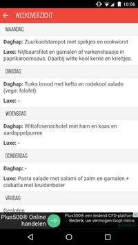 Eettafel Virgiel apk screenshot