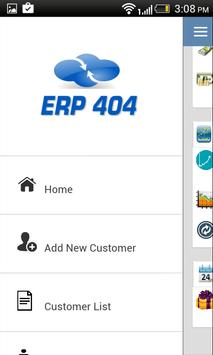 ERP system for SME poster