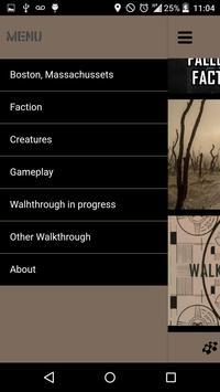 WikiGuide 4 Fallout apk screenshot