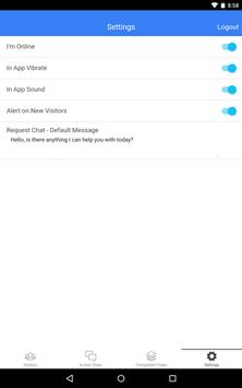 Formilla Live Chat apk screenshot