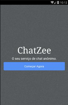 ChatZee poster