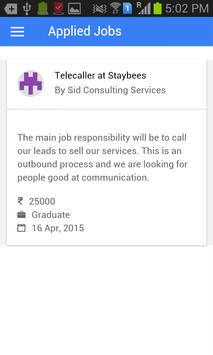 BPO Jobs apk screenshot
