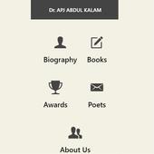 Kalam BioGraphy icon