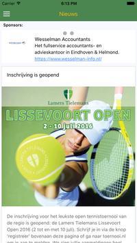 Lissevoort Open apk screenshot