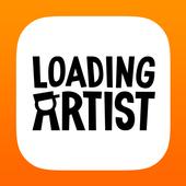 Loading Artist Reader icon