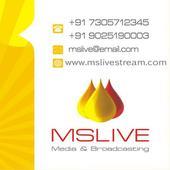 Mslive - Live Streaming Server icon