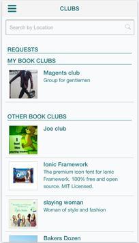 Bobby's Books apk screenshot