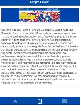 Scoala Auto poster
