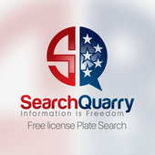Free License Plate Search App icon