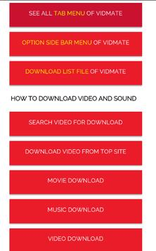 Vid Made Download Guide 2016 apk screenshot