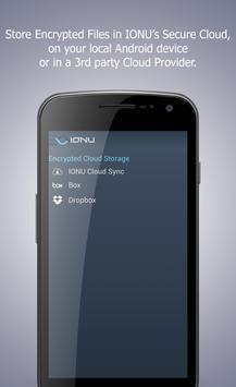 IONU Mobile: Beta Access apk screenshot