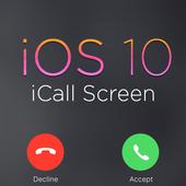 iOS10 Caller Screen icon