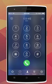 iOS10 Caller Screen poster