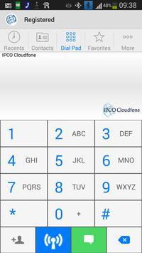 IPCO Cloudfone® apk screenshot