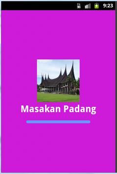 Resep Masakan Padang Terbaru apk screenshot
