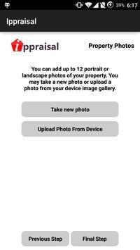 Ippraisal apk screenshot