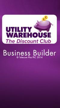 UW Business Builder poster