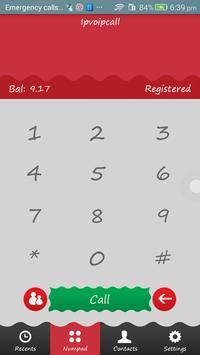 IPVoIP Call apk screenshot