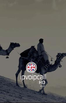 IPVoIPCall HD poster