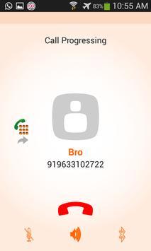 IPVoIPCall HD apk screenshot
