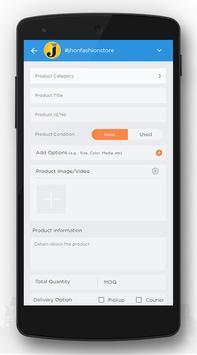 Apping e-commerce apk screenshot