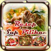 29+ Resep Sup Pilihan icon