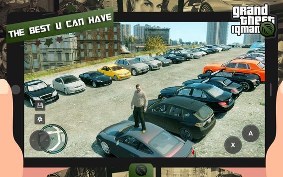 Cheats GTA V IQ apk screenshot