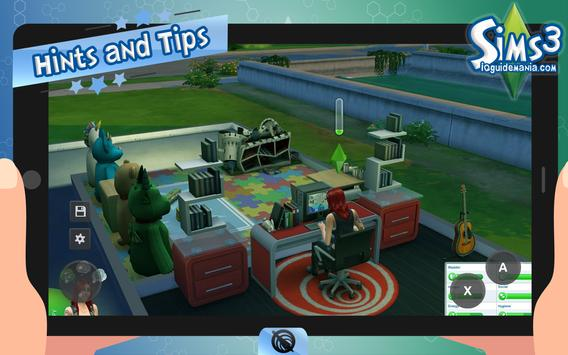 Cheats The Sims 3 IQ apk screenshot
